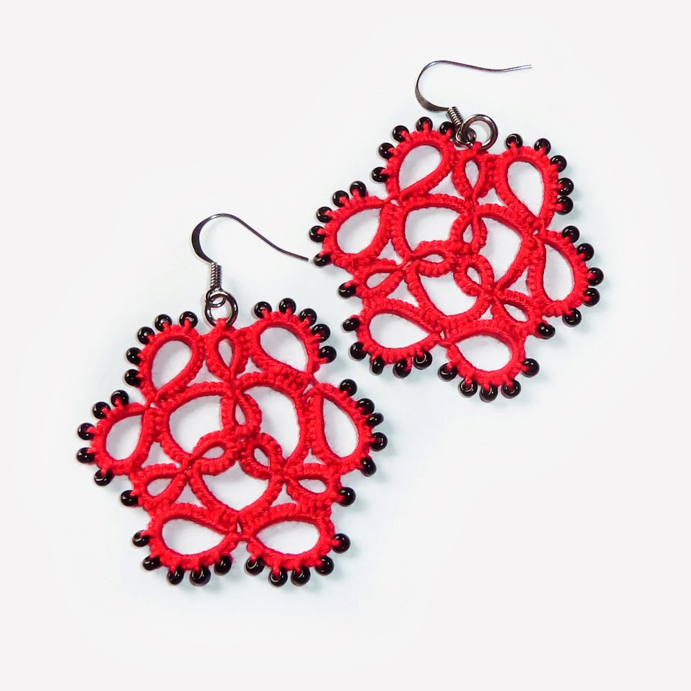 Tatting Pattern Medallion
