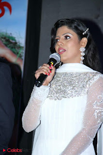 Iniya Latest Pictures in White Designer Salwar Kameez at Maasani Audio Launch | ~ Bollywood and South Indian Cinema Actress Exclusive Picture Galleries