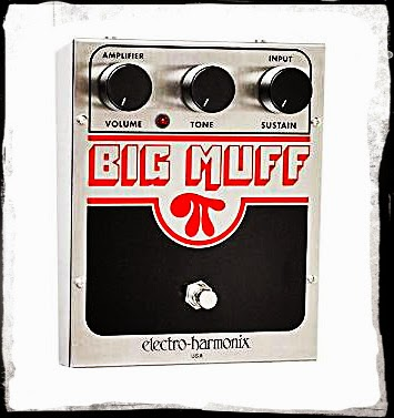 Deal on Electro-Harmonix Big Muff Pi Distortion Pedal