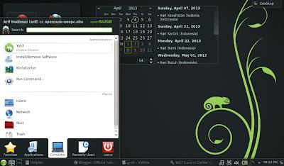 Masalah Brightness OpenSUSE