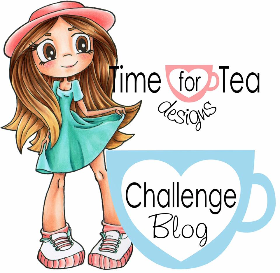 Time For Tea Designs Challenge Blog