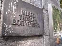 30 DE OCTUBRE: VISITA AL MUSEO THYSSEN