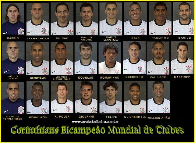 Corinthians Bicampeão Mundial de Clubes no Japão