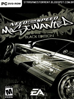 Edicao Especial Need For Speed Most Wanted Black Edition E