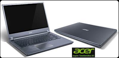 Aspire Timeline Ultra M5 Desain Ultrabook Terbaru Acer