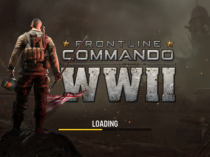 Frontline Commando: WW2 Shooter Free App Game By Glu Games Inc