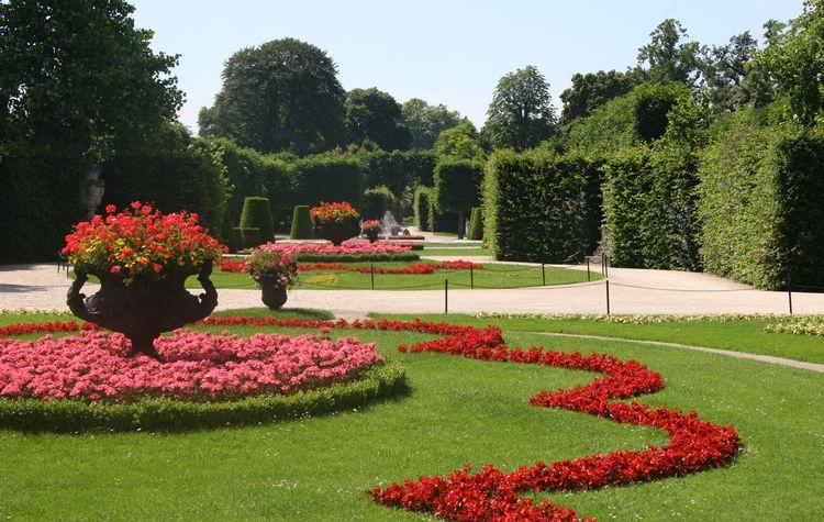 So ar con jardines que significa significadoz sue os for Jardin 7 colores bernal