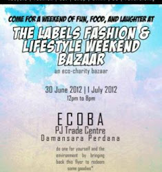 LB Coleccion @ The Labels Fashion And Lifestyle Weekend Bazaar