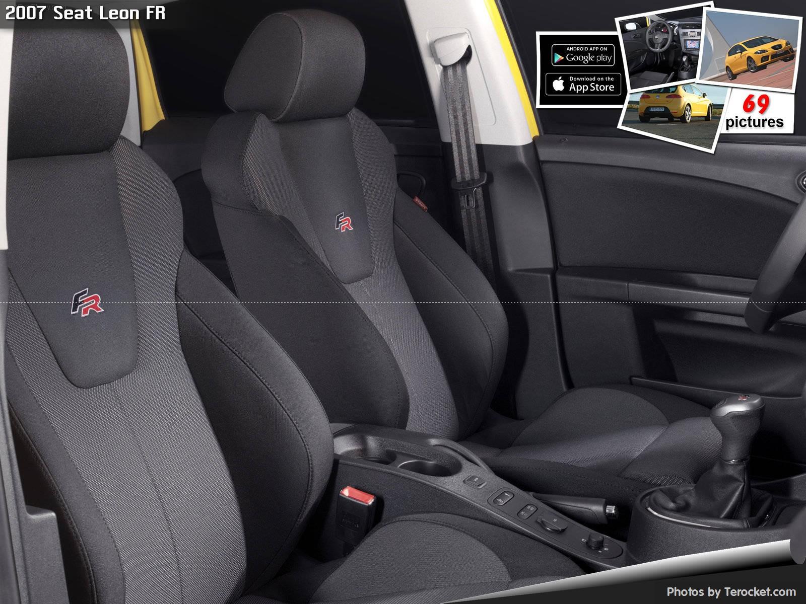 Hình ảnh xe ô tô Seat Leon FR 2007 & nội ngoại thất