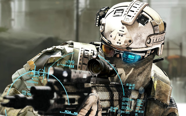 Ghost Recon Furute Soldier Game