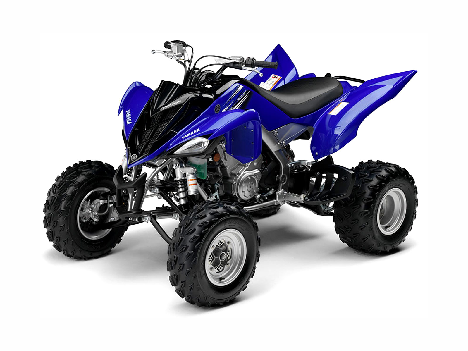 2012 Raptor 700R YAMAHA ATV Wallpapers specifications review