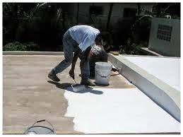 Surface Coating on Concrete