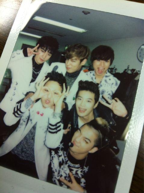 Big Bang & Se7en
