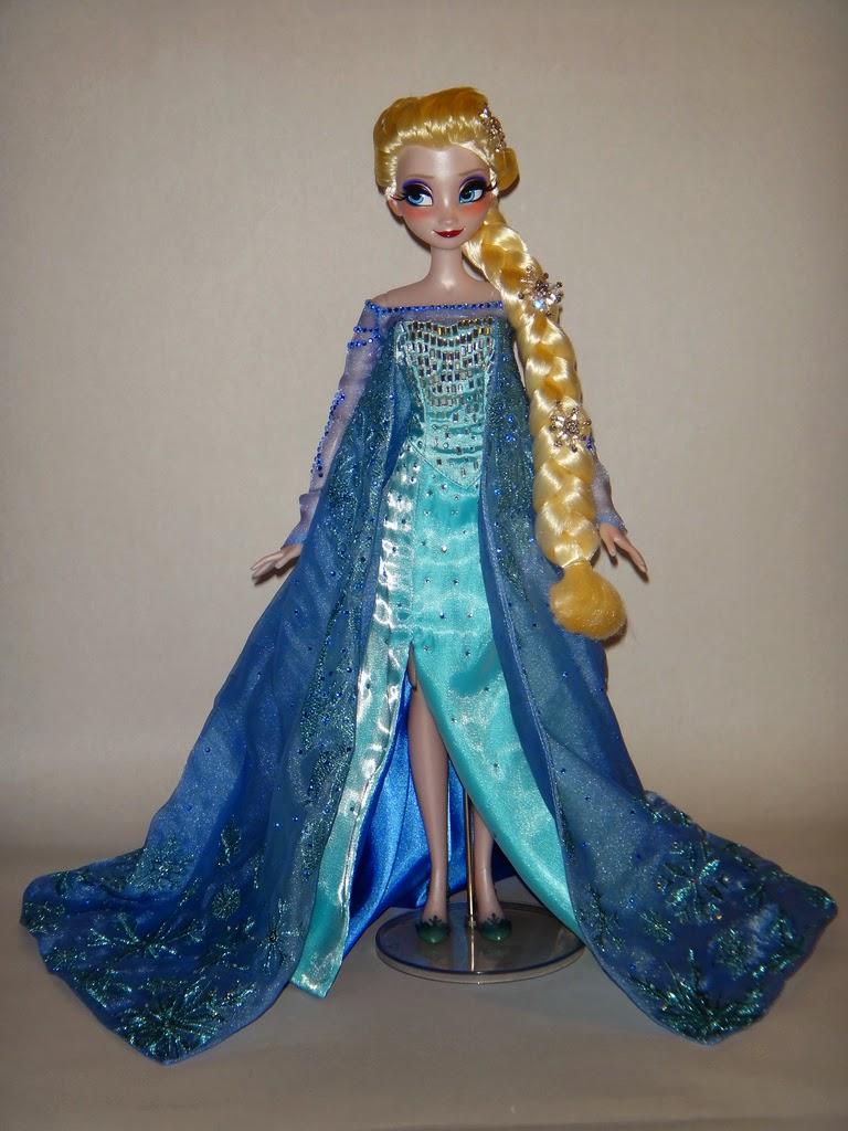 Gambar boneka elsa frozen gratis untuk anak