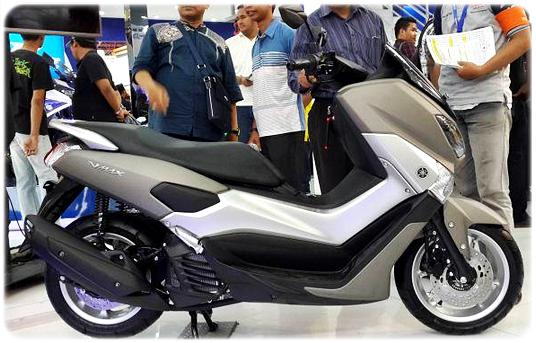 Harga Yamaha NMAX Non ABS Terbaru Juni 2015