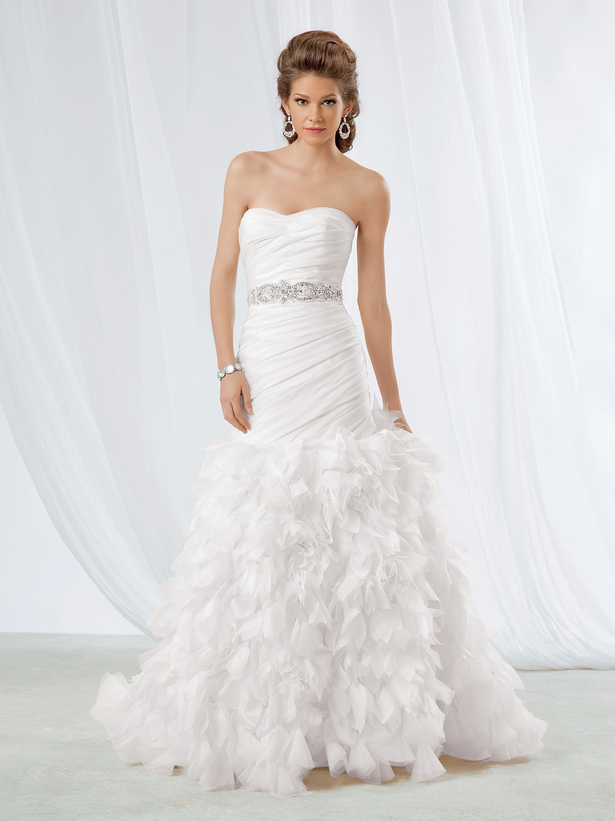 The Reflections by Jordan 2013 Spring Bridal Collection - World of ...