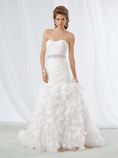 The Reflections by Jordan 2013 Spring Bridal Collection