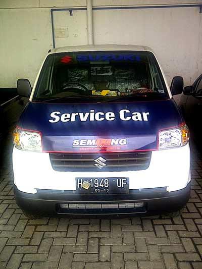 servis mobil suzuki jemput rumah