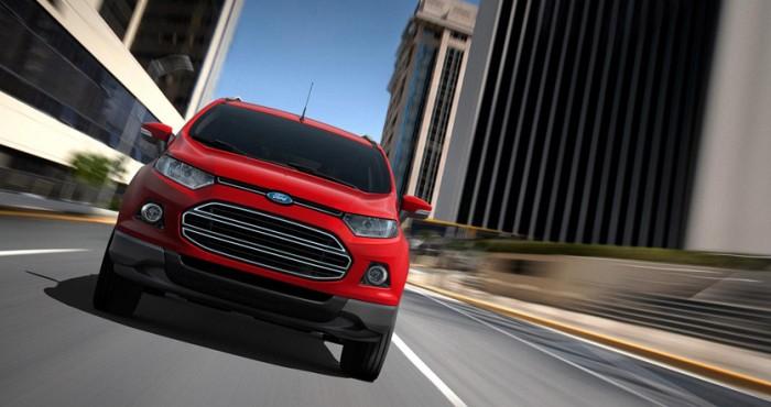 auto Ford Ecosport 2014