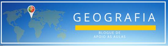 Blogue Geografia Nota 5