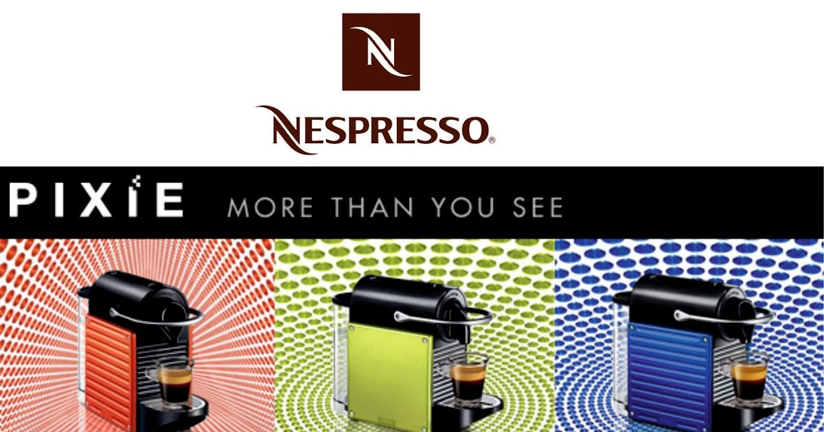 Nextroom: Nespresso - The Pixie