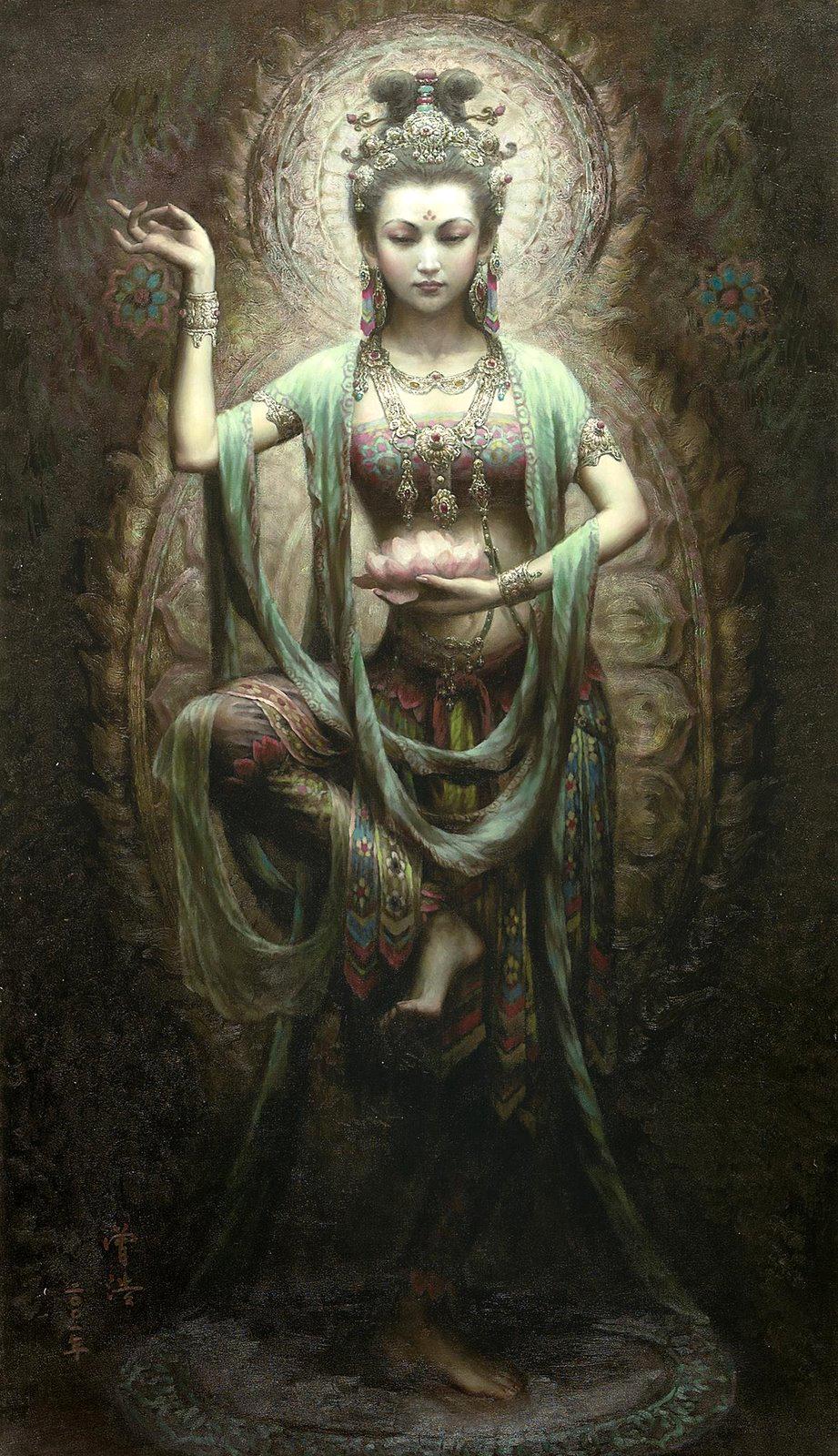 kuan yin mudra