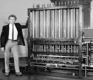 el lenguaje binario de la computadora y: