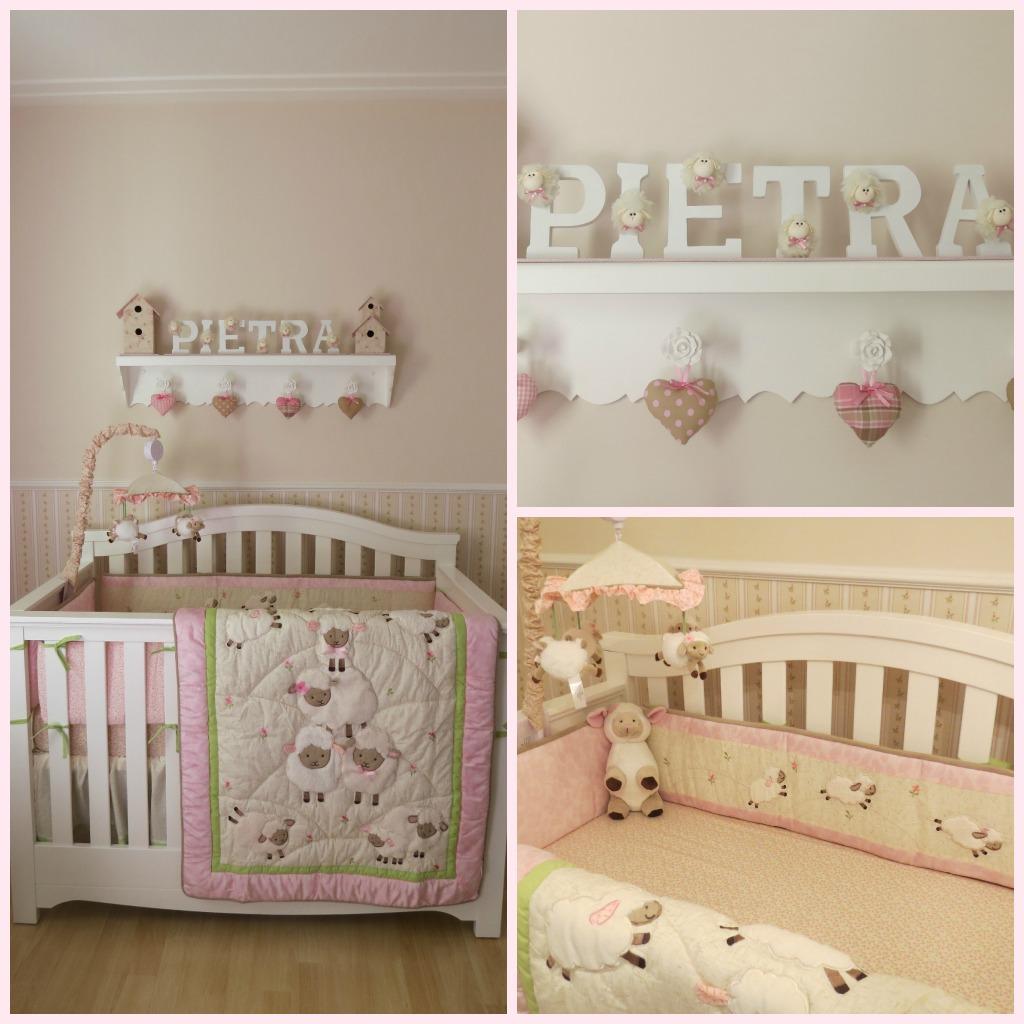 Craft and Love Decoração quarto de bebê