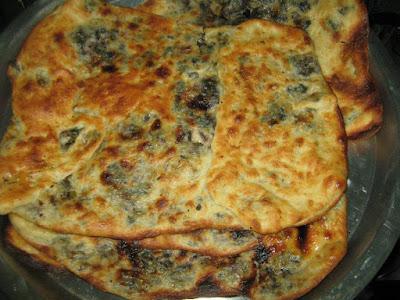 فطائر الزعتر الاخضر الفلسطيني, طريقة عمل فطائر الزعتر, الزعتر الاخضر, زعتر, فلسطين