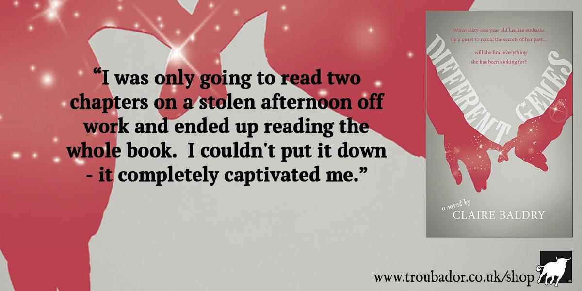 Click on the image for a link to Claire's Novel