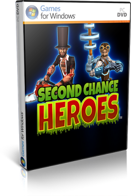 Second Chance Heroes [PC]   | 1 LINK | ISO (Descargar Gratis)