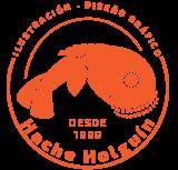 Ilustración y diseño gráfico freelance   Hache Holguín