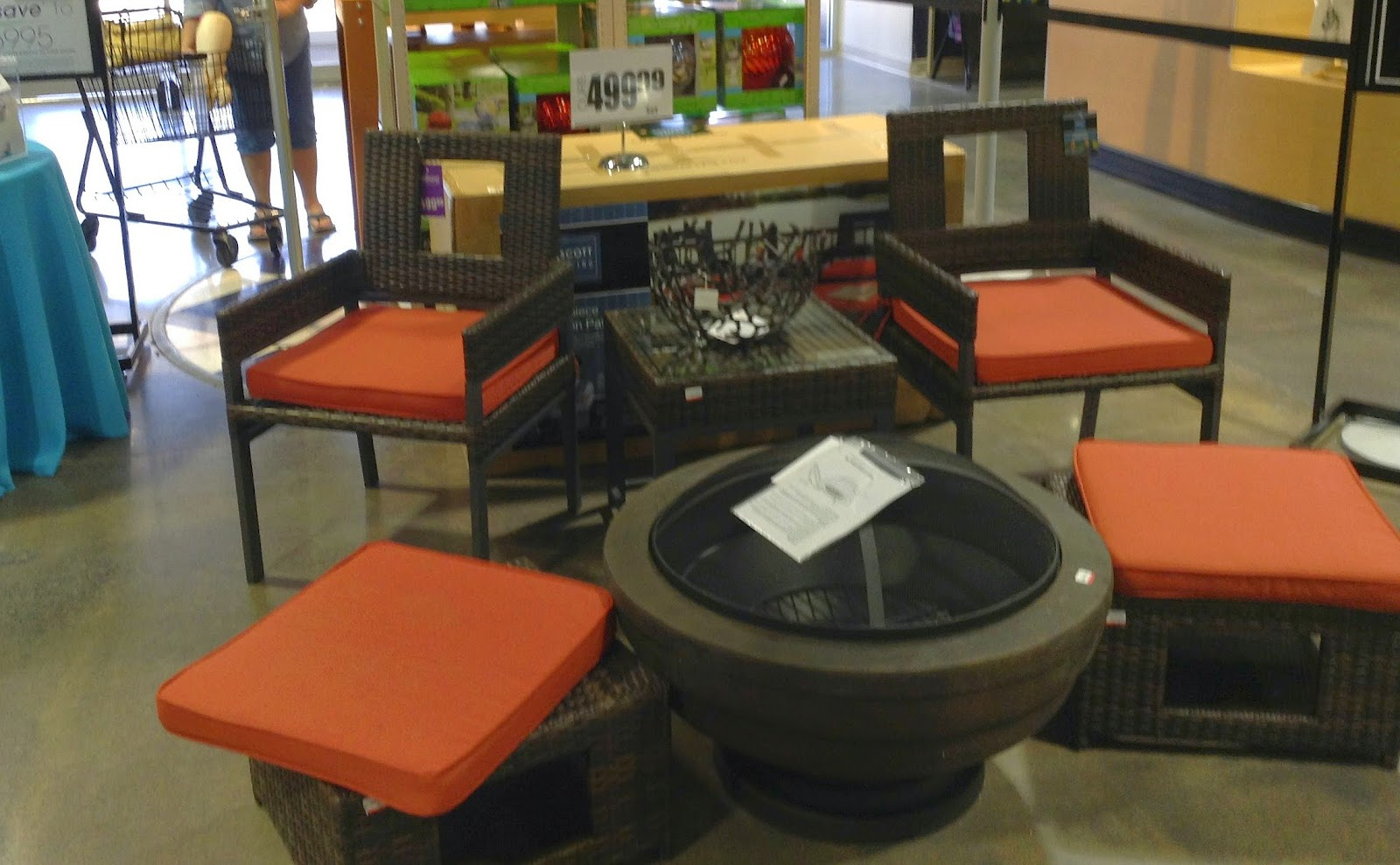 Patio Set at a Great Price! | @Gordmans | #SummerFashion