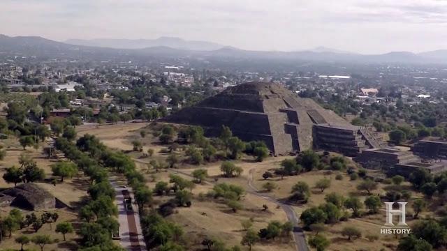 Αρχαίοι Eξωγήινοι και η Πόλη των Θεών (Ντοκιμαντέρ)