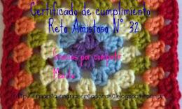RETO AMISTOSO 32