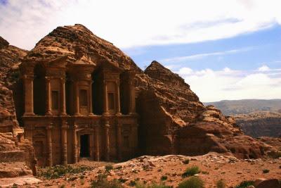 Petra y el Wadi Rum