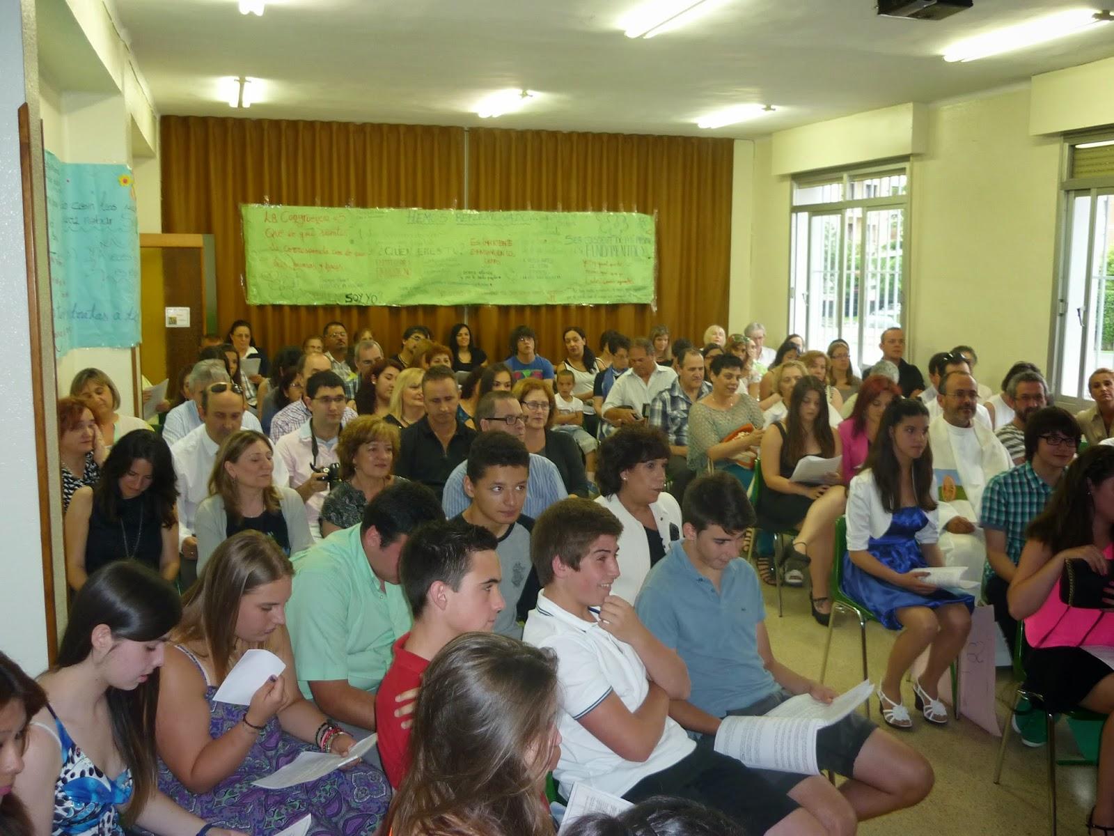Colegio amor de dios burlada junio 2014 - Colegio amor de dios oviedo ...