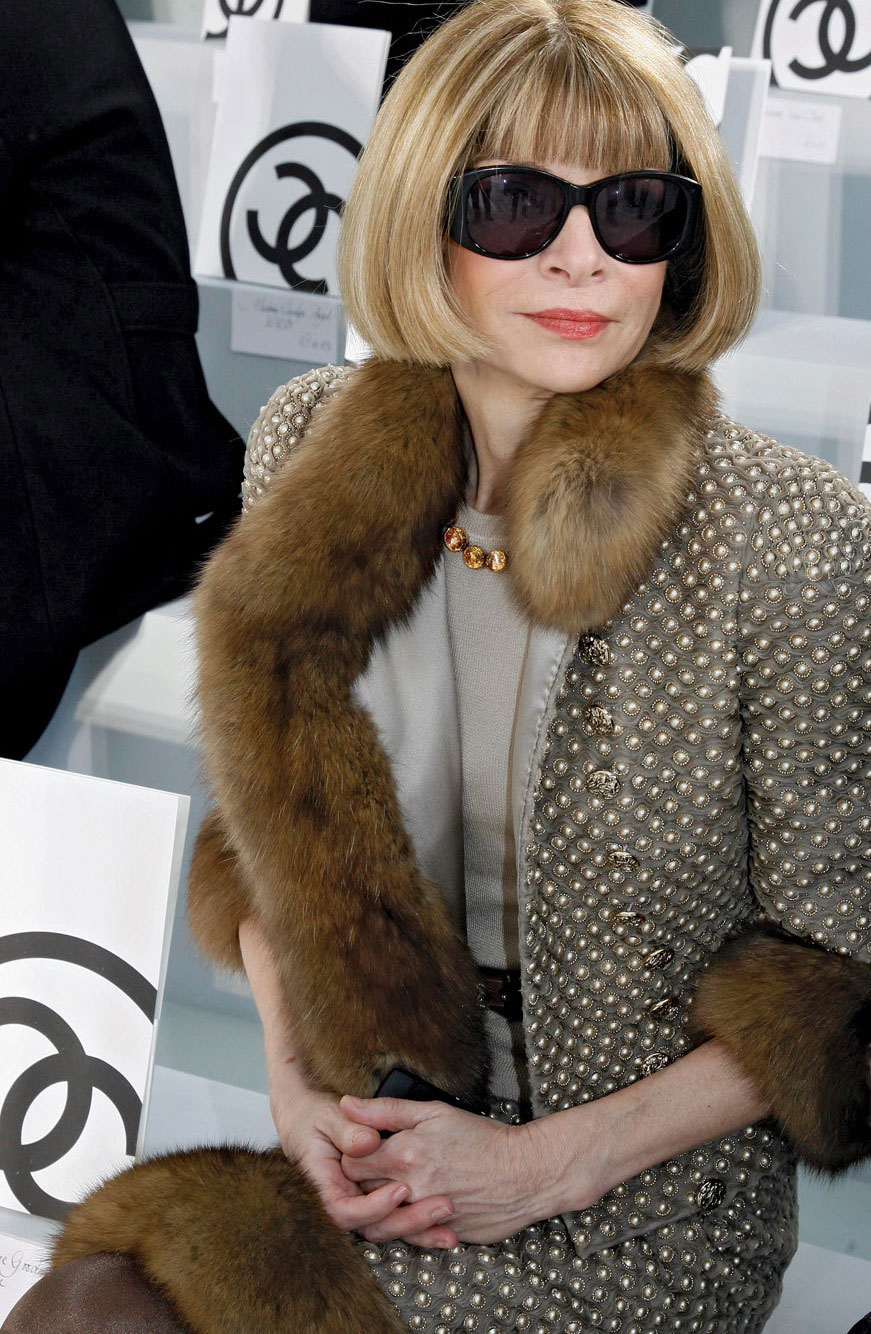 Anna Wintour at Chanel | Anna Wintour documentary