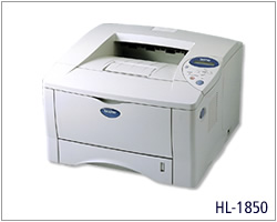 How to set up Brother HL-1850 printers drivers without setup disk