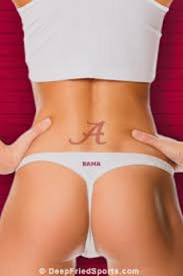 Alabama Crimson Tide Screensavers