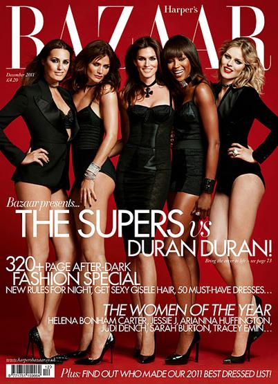Harper's Bazaar portada