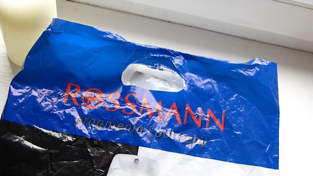 Polowanie w Rossmannie... tak, ja też ;)