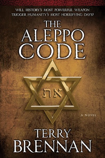 The Aleppo Code cover