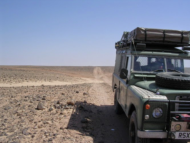 overlanding land rover defender refurbish