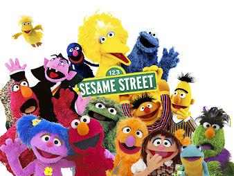 #3 Sesame Street Wallpaper