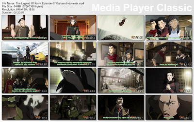 Pada Avatar: The Legend Of Korra Episode 7 menceritakan Korra, Tenzhin