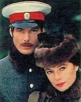 Jacqueline Bisset and Christopher Reeve in Anna Karenina