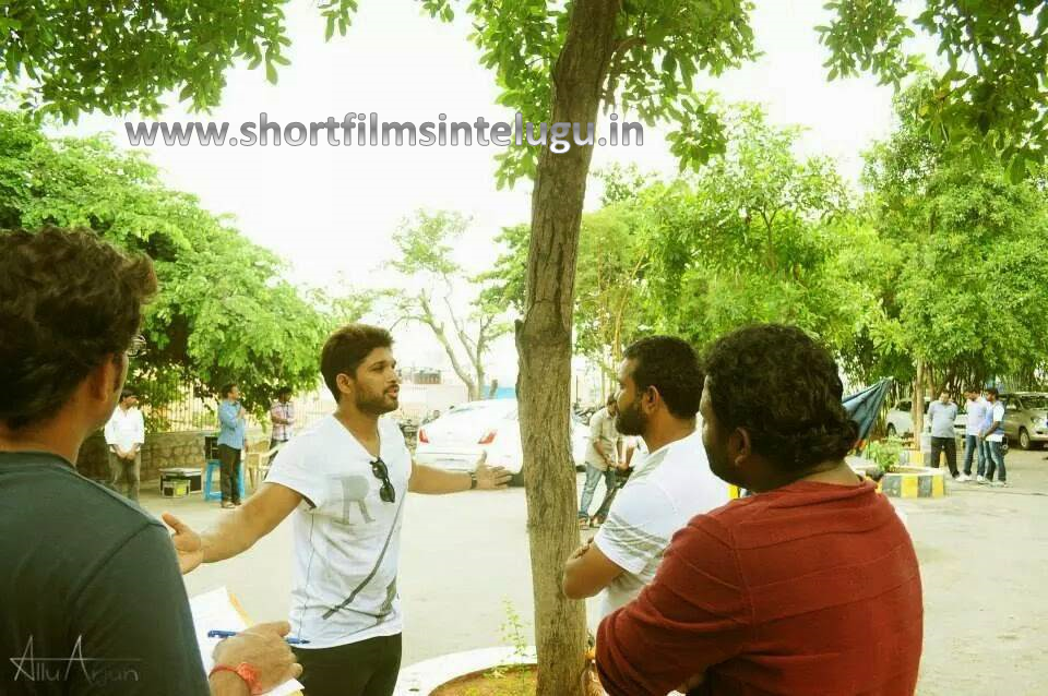 im that change short film shooting stills