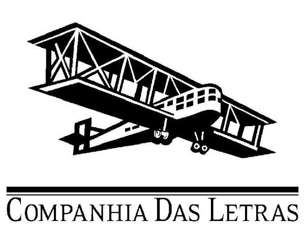 Nova parceria: com a Editora Companhia das Letras