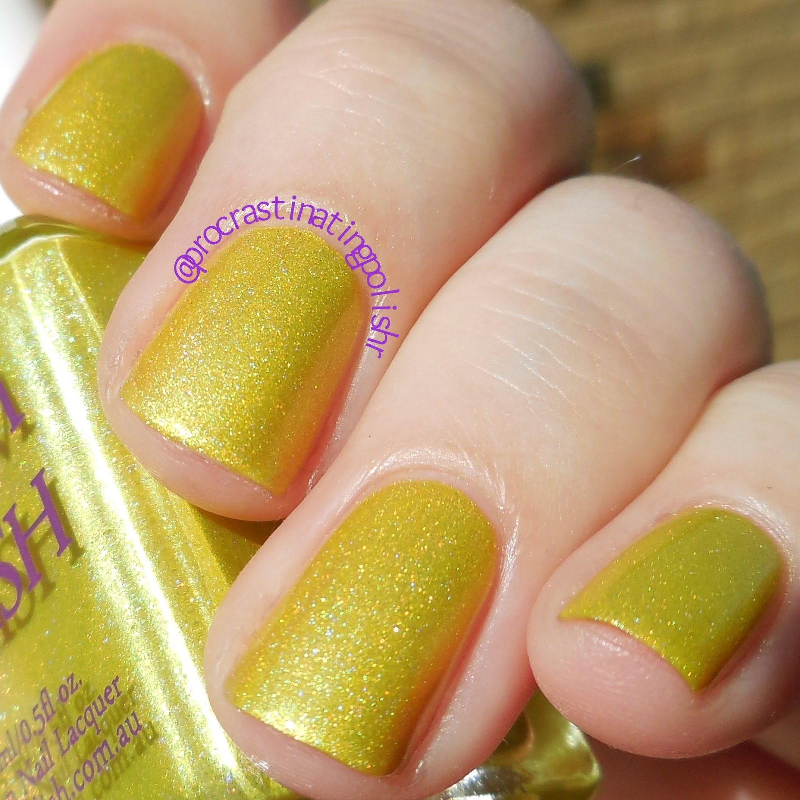 Glam Polish - Tweetie Pie